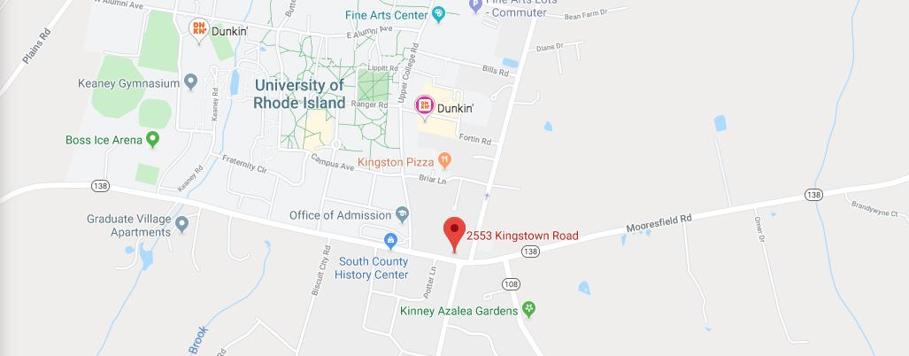 2553 KINGSTOWN ROAD, KINGSTON, RI 02881